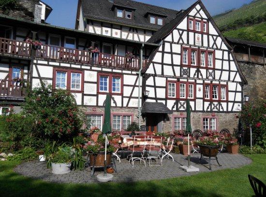 Im Malerwinkel Bacharach Tyskland Omd 246 Men Och