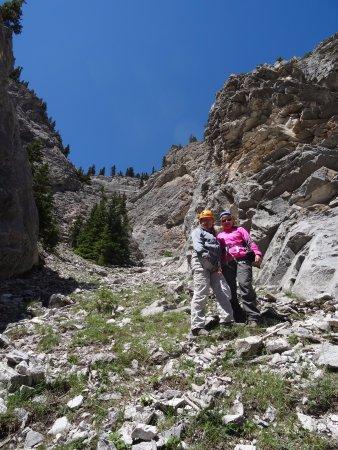 Fernie, Kanada: Rock Climbing with my Daughter!