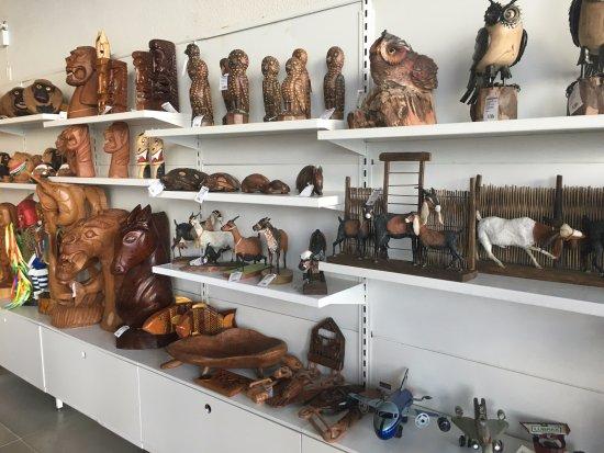 Artesanato De Olinda Pernambuco ~ esculturas (namoradeiras) Foto de Centro de Artesanato de Pernambuco Unidade Recife, Recife