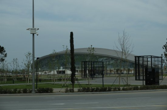 Baku Aquatics Center