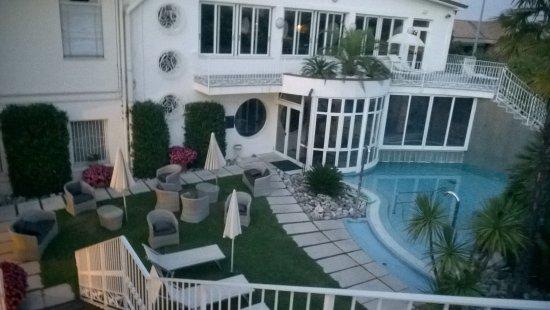 Quisisana Hotel Terme: piscina esterna