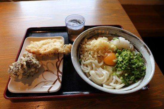 Matsu Seimenjo : 松製麺所 うどん