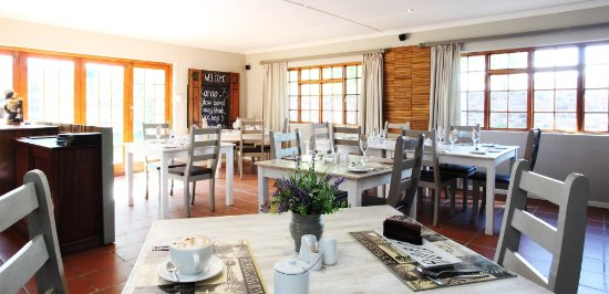 Middelburg, Güney Afrika: Restaurant