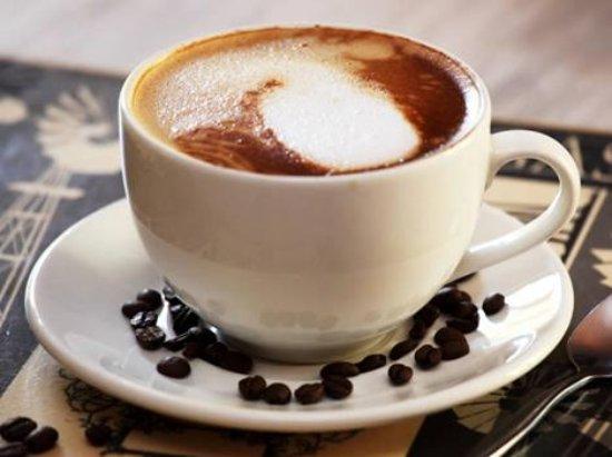 Middelburg, Güney Afrika: Celtis Coffee's