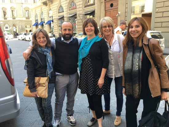 Torrita di Siena, Italija: Our man in Tuscany!