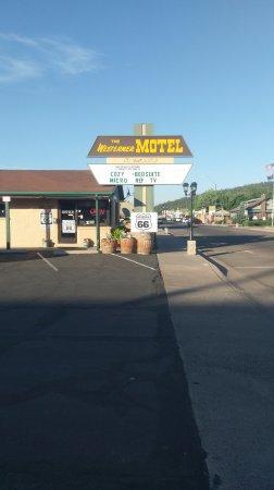 Westerner Motel-billede