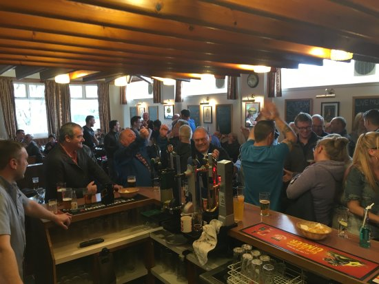 Westerlea Hotel Nairn : Our Bar