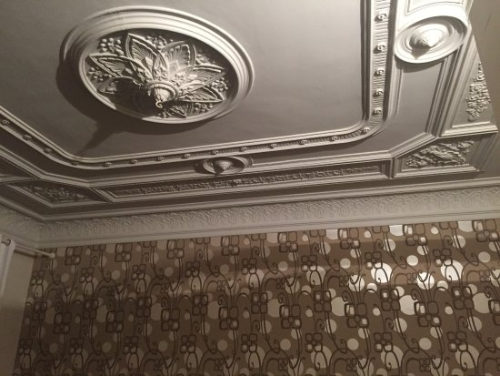 Vrabac Guesthouse: Ceiling