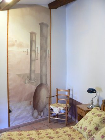 Taurinya, Γαλλία: Des chambres spacieuses et confortables