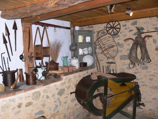 Taurinya, Γαλλία: Un musée de vieux outils