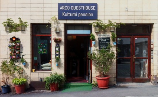 ARCO Guesthouse: We're different...