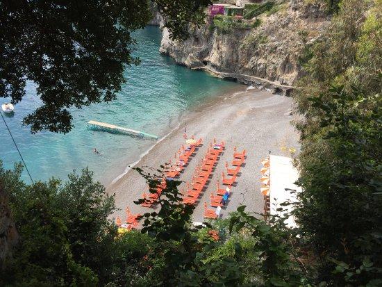 Lido Bagni d\'Arienzo, Positano - Picture of La Maliosa d\'Arienzo ...