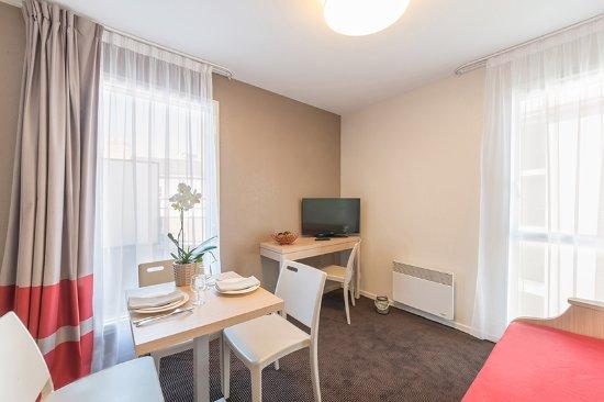 appart 39 city nantes quais de loire france voir les tarifs et avis condo tripadvisor. Black Bedroom Furniture Sets. Home Design Ideas