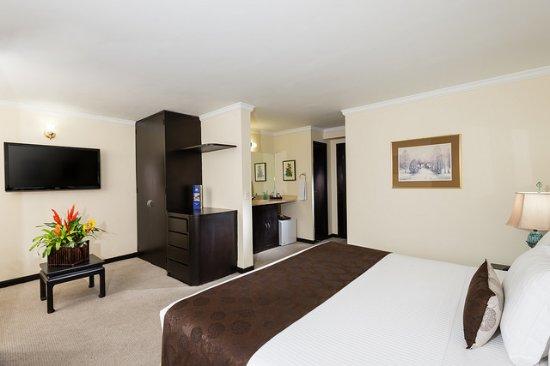 Hotel Saint Simon: Habitacion