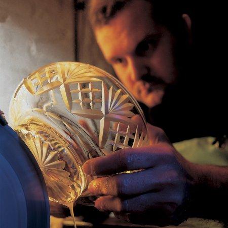 Cumbria Crystal: Hancrafted crystal