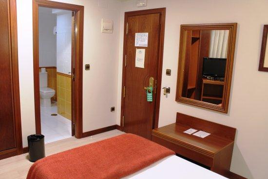 Hotel Villa De Marin: Habitación individual
