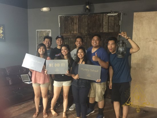 The Puzzle Escape Room​
