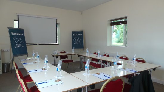 Etiolles Country Club : Seminar Room