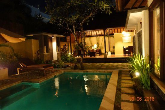 The Sanyas Suite Seminyak Photo