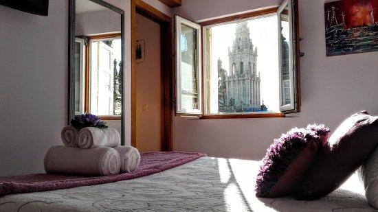 Apartamentos Casa de La Inmaculada : dormitorio