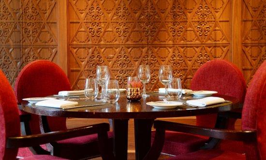 One Twenty One Two Restaurant London Westminster