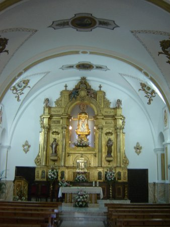 Ermita de Ntra. Sra. de Gádor