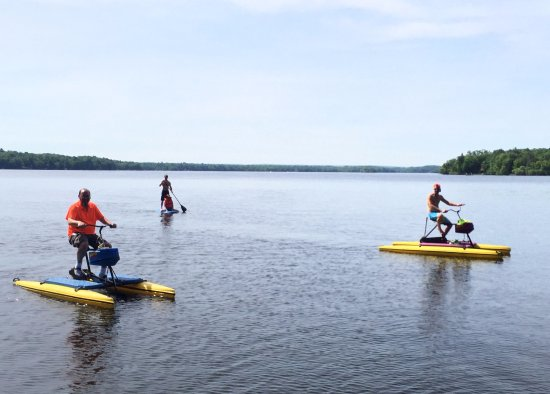 Birchwood, WI: water activities for all