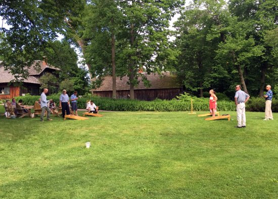 Birchwood, WI: All sorts of lawn games