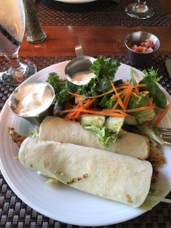 Lambertville, Nueva Jersey: fish tacos