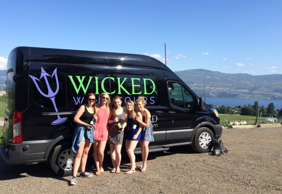 ‪Wicked Wine Tours‬
