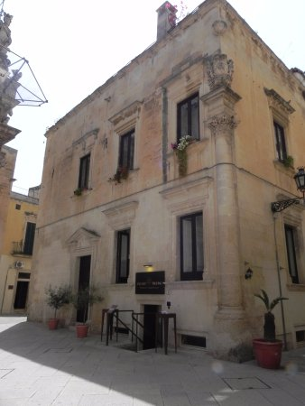 Palazzo Taurino - Jewish Museum Lecce