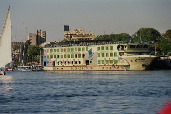 Corniche: Lungofiume a Luxor