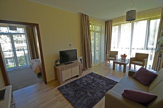 Familia Apartament Jedna Sypialnia Pokój Dzienny Picture