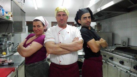 Galika: Staff