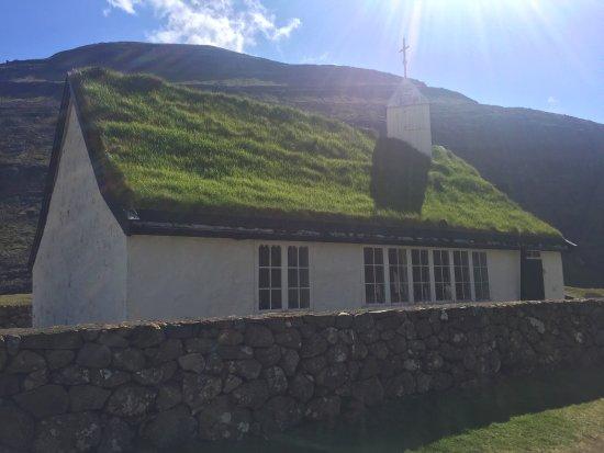 Streymoy, Faroe Islands: Saksun Kirke