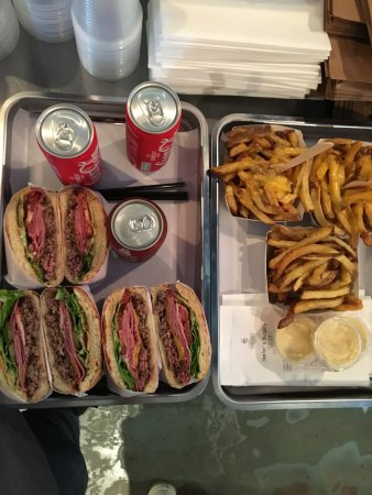 Hamler's burgery : Hamler's