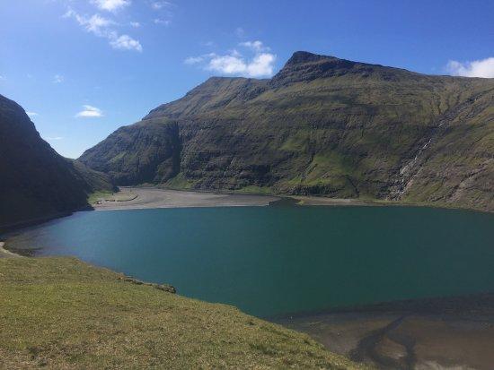 Streymoy, Faroe Islands: Saksun lagune