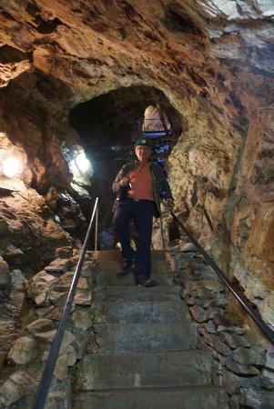 Glengowla Mines: Inside the mine