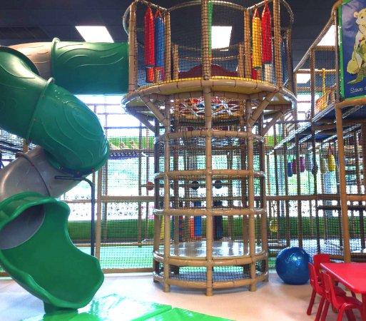Igi Playground Slides