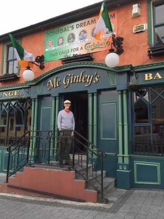 ‪McGinleys Bar‬