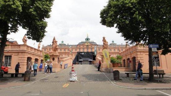 Schloss Rastatt Foto