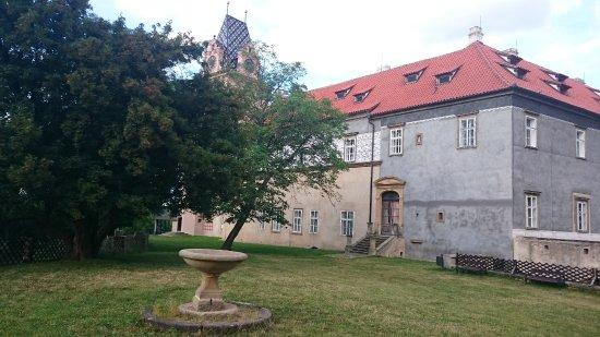 Zamek Brandys nsd Labem