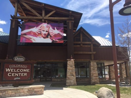 Silverthorne, CO: Lake Dillon Theatre - exterior