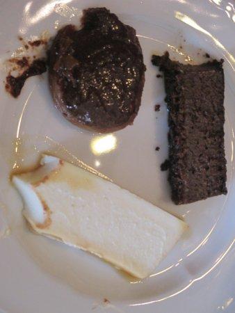 La Cassin-a ed Bajet : ok 3 dolci