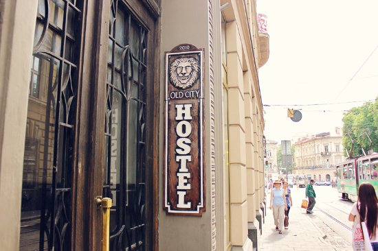 Old City Hostel Lviv