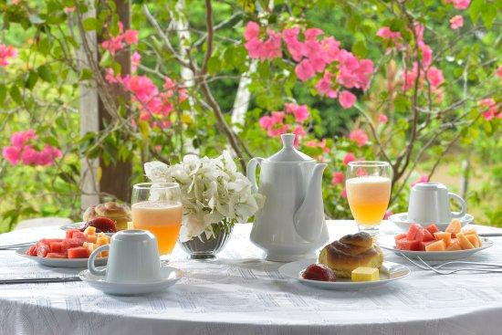 Casa Drake Lodge: desayunos en Casa Drake