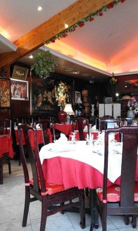 Restaurant au jardin de pekin dans ezanville for Resto au jardin