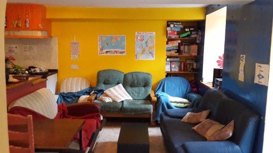 Portree House: y cocina