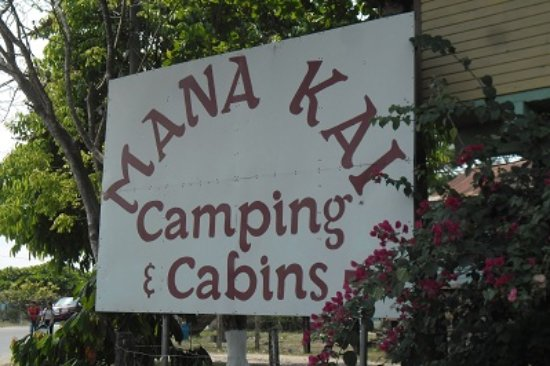 Mana-Kai Camping and Cabins : Mana Kai welcomes you
