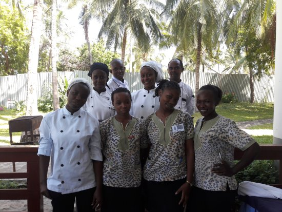 Emrald Flamingo Beach Resort & Spa: Their F& B Team